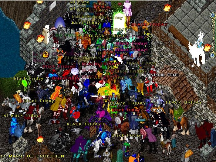 uo-evolution-black-friday-event