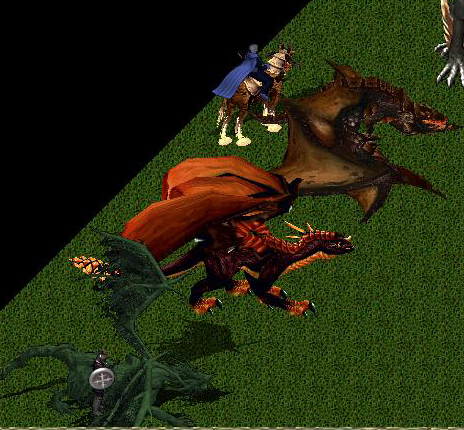 Ultima online 7th character slot