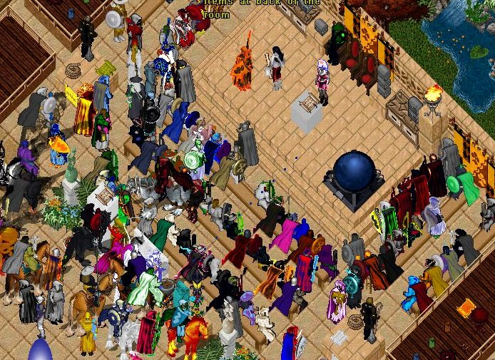 ultima online top 100 servers