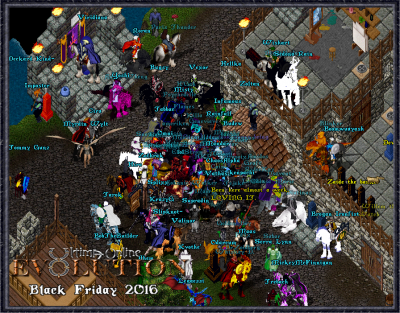 Events on UO Evolution