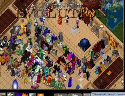 Grand Auction Ultima Online UOE