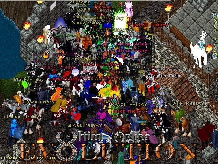 Black Friday UO Evolution copy