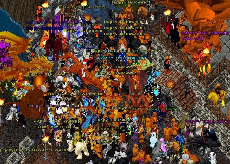 UOE Happy Halloween